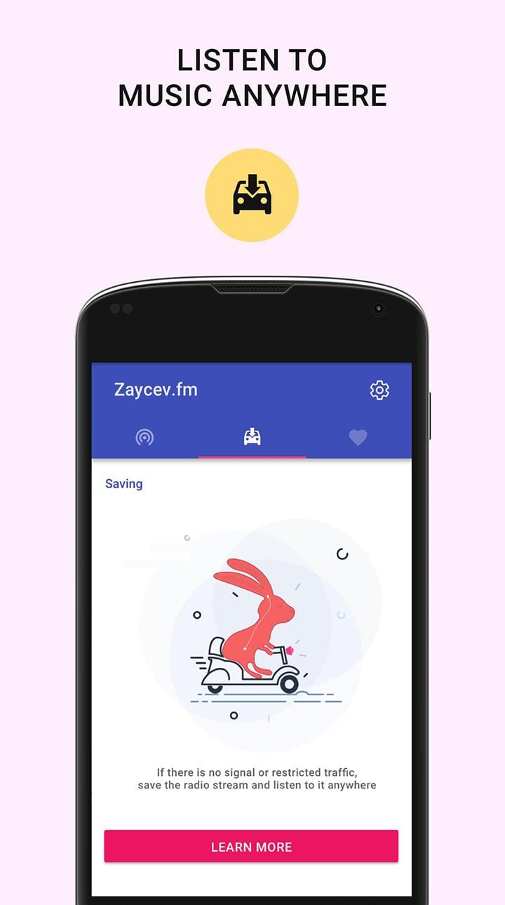 Zaycev fm Online Radio screen 0
