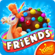 Candy Crush Friends Saga MOD APK 1.65.3 (Lives/Moves)