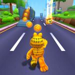 Garfield Rush MOD APK 4.3.6 (Unlimited Money)