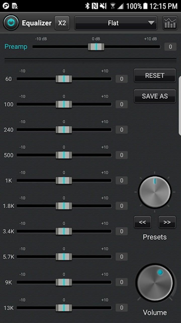 jetAudio HD Music Player Plus screen 5