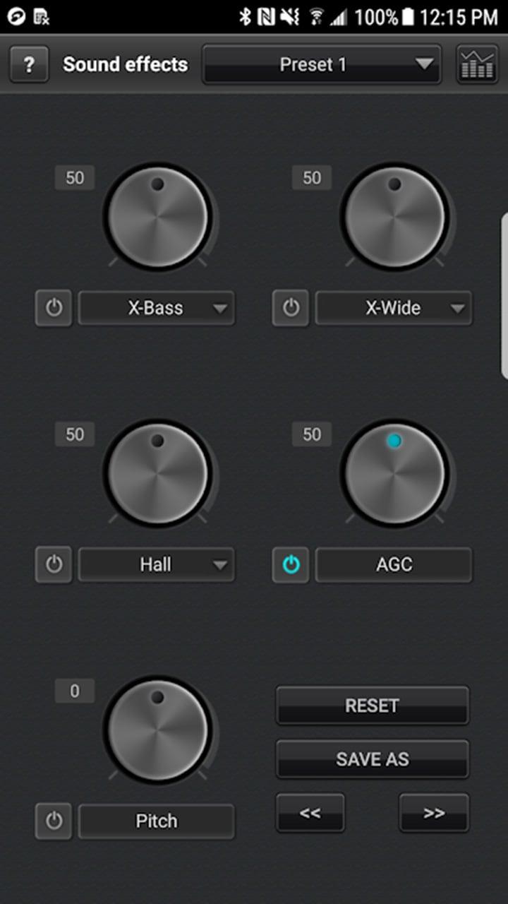 jetAudio HD Music Player Plus screen 6