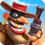 Run & Gun: BANDITOS MOD APK 1.3.2 (Unlimited Coins)