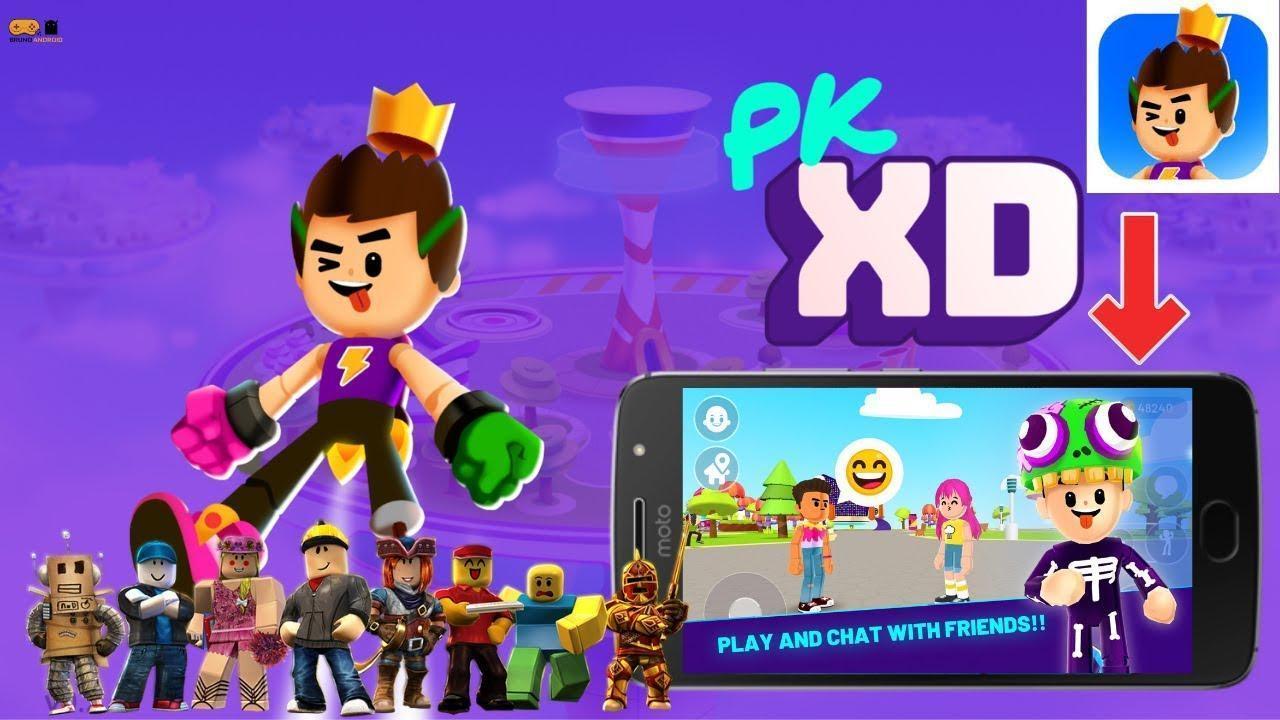PK XD poster