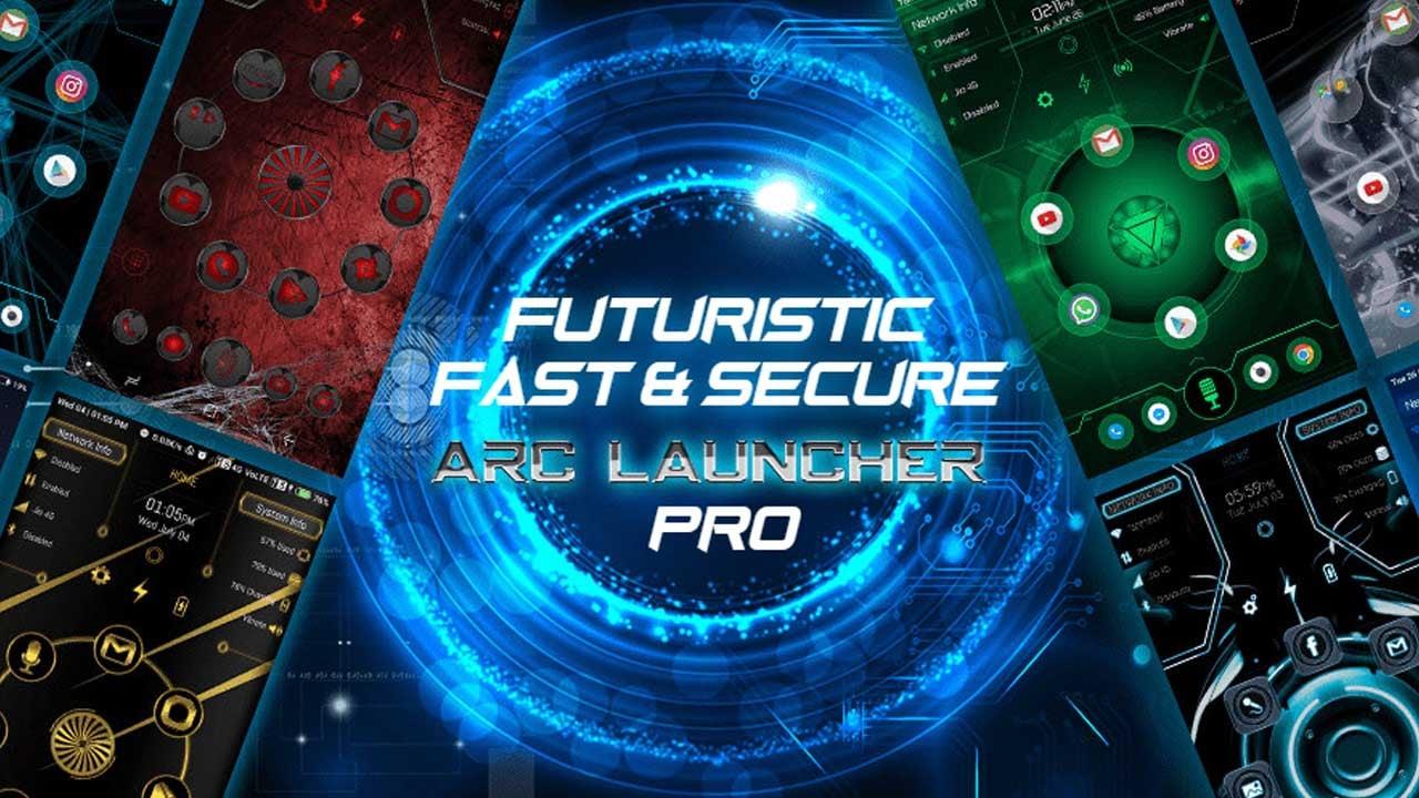 ARC Launcher poster