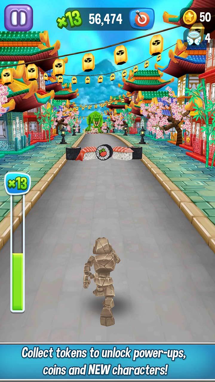 Angry Gran Run screen 3