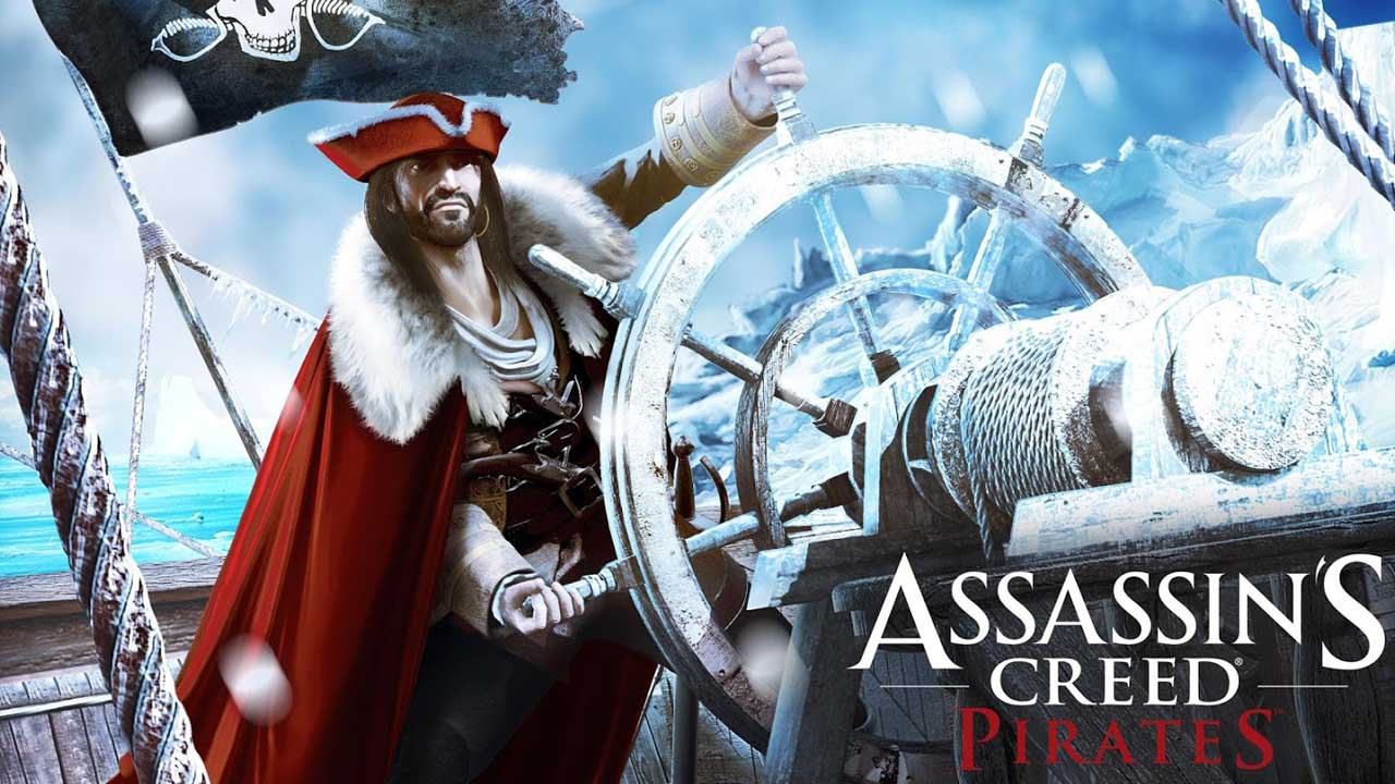 Assassin's Creed Pirates poster