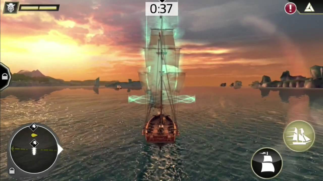 Assassin's Creed Pirates screen 6