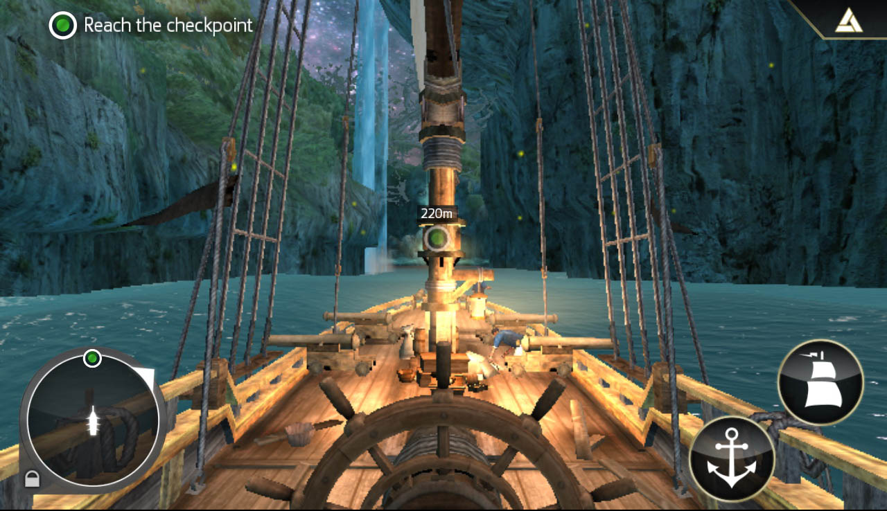 Assassin's Creed Pirates screen 7