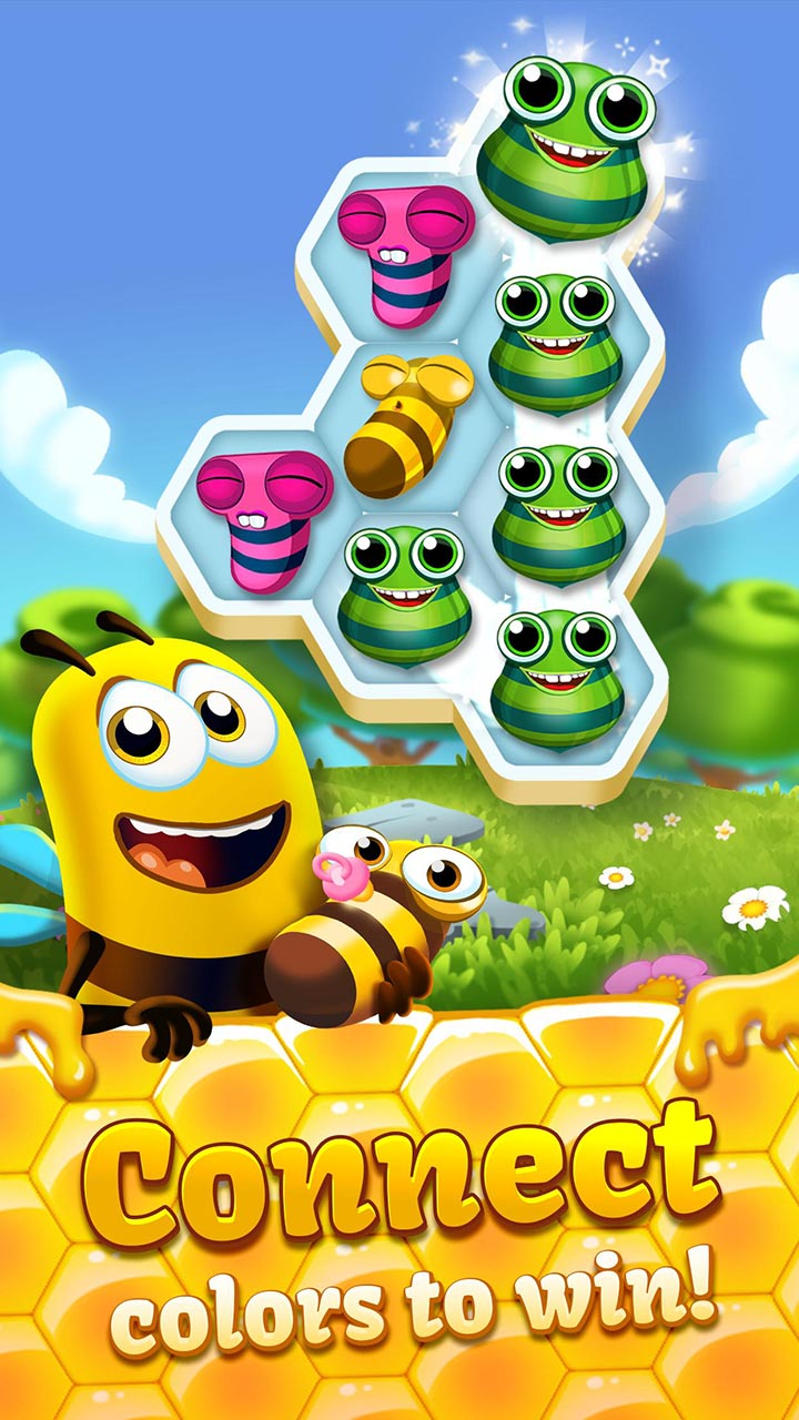 Bee Brilliant screen 0