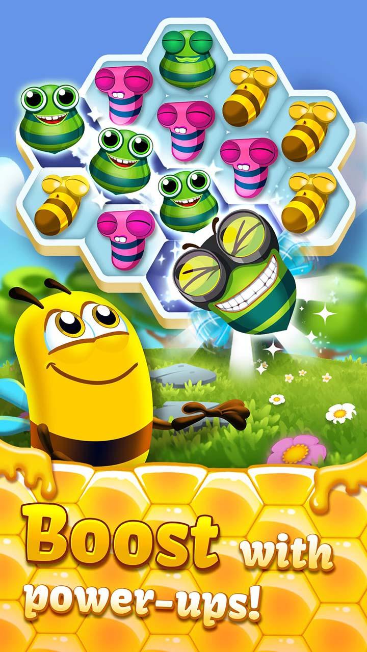 Bee Brilliant screen 1