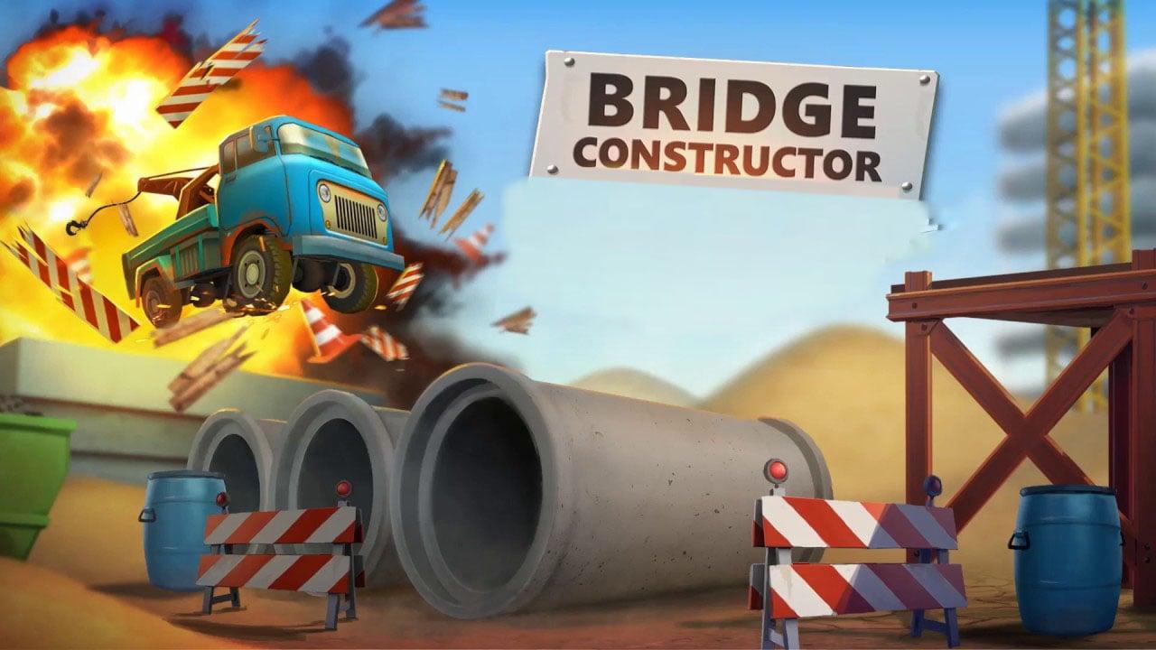 Bridge Constructor poster