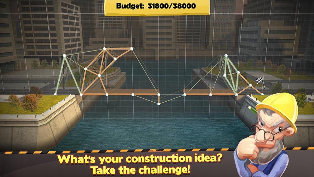 Bridge Constructor screen 0