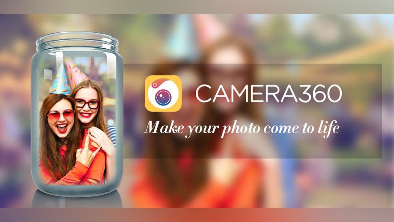 Camera360 poster