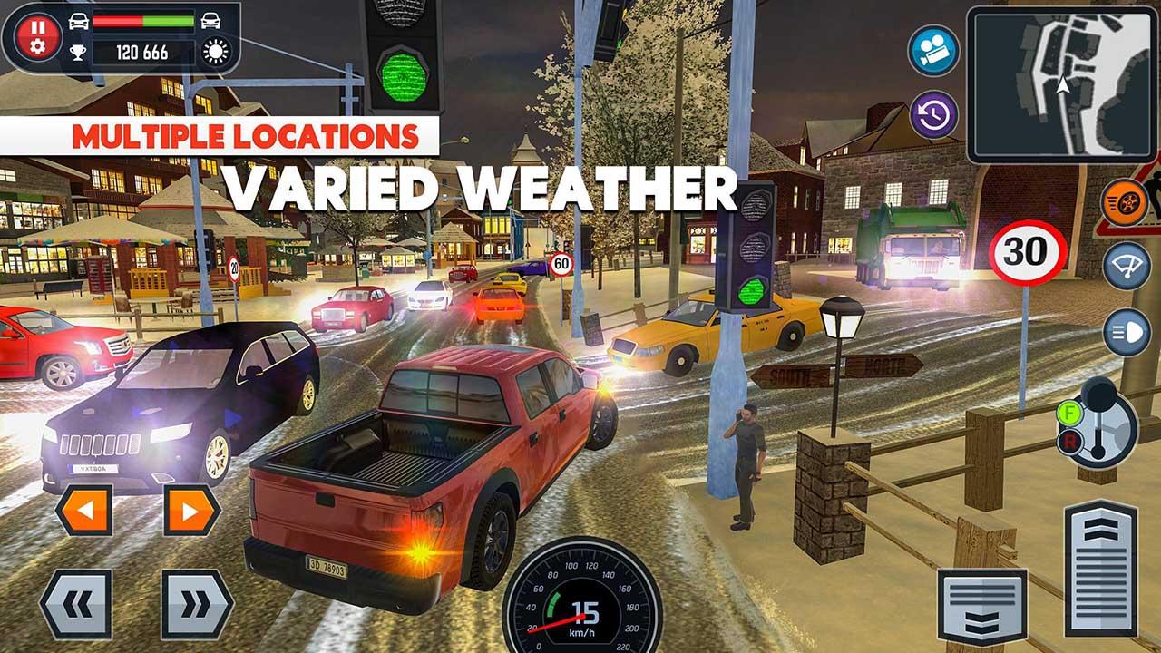 Car Driving School Simulator screen 3