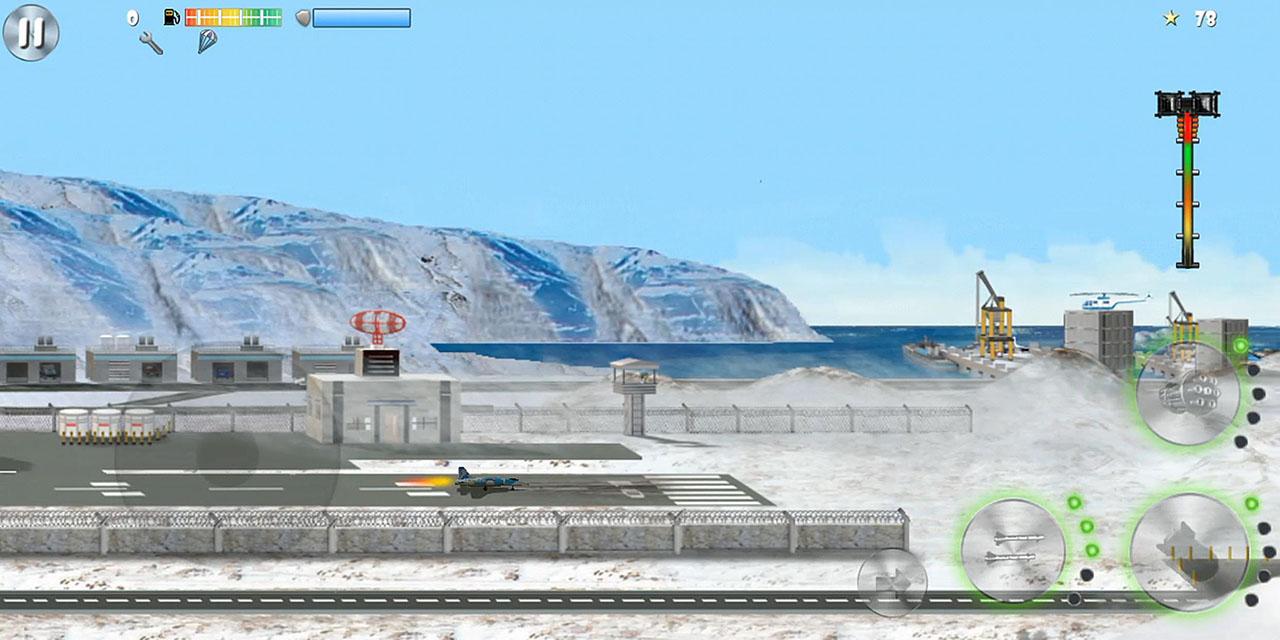Carpet Bombing 2 screen 2