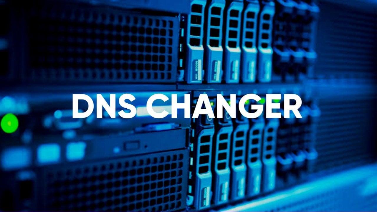 DNS Changer poster