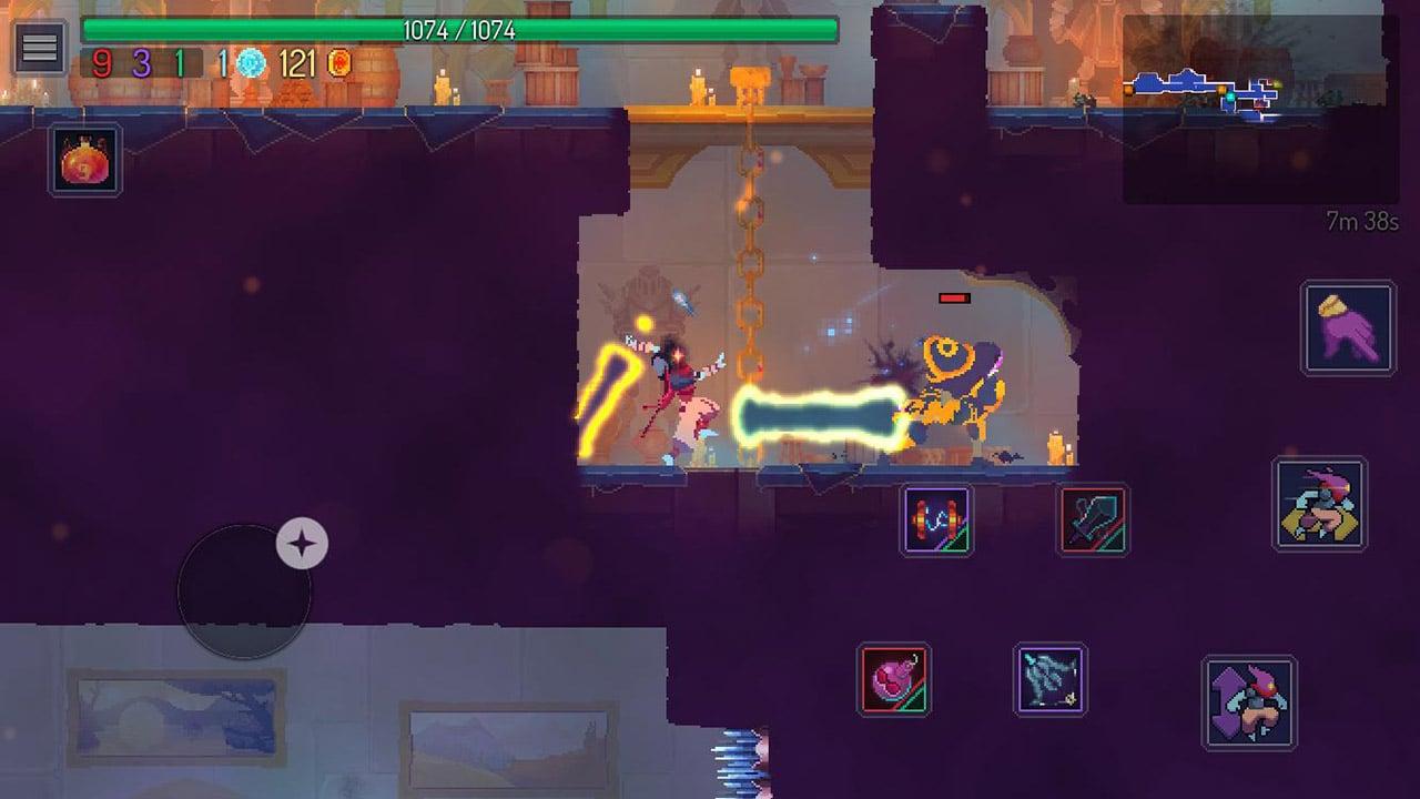 Dead Cells screen 3