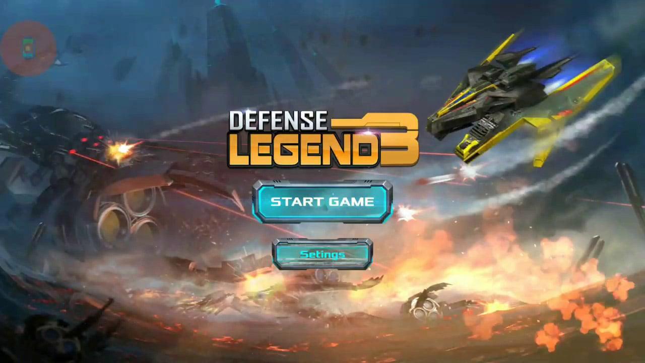 Defense Legend 3 poster