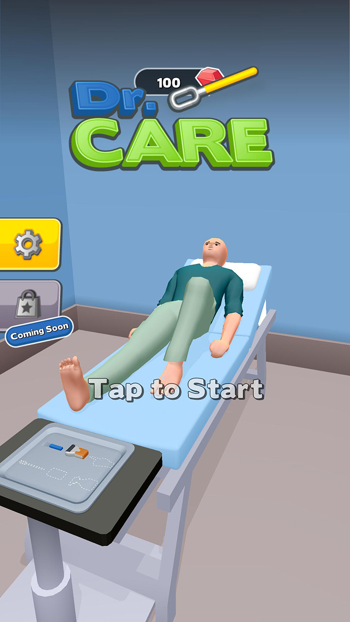 Doctor Care screen 1