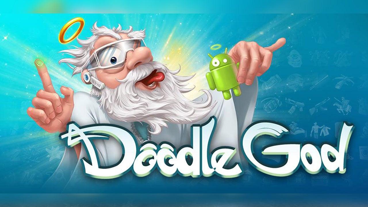Doodle God HD poster