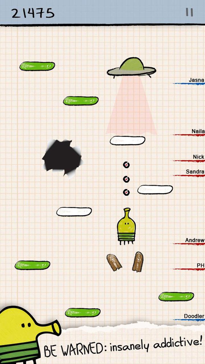 Doodle Jump screen 0