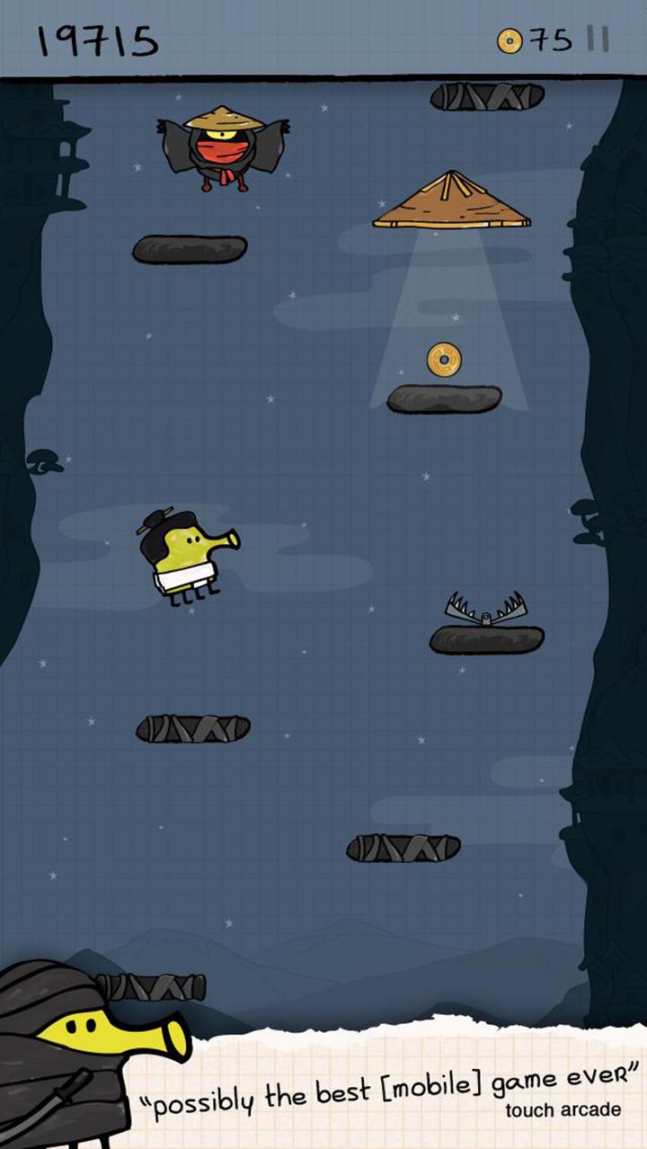 Doodle Jump screen 3