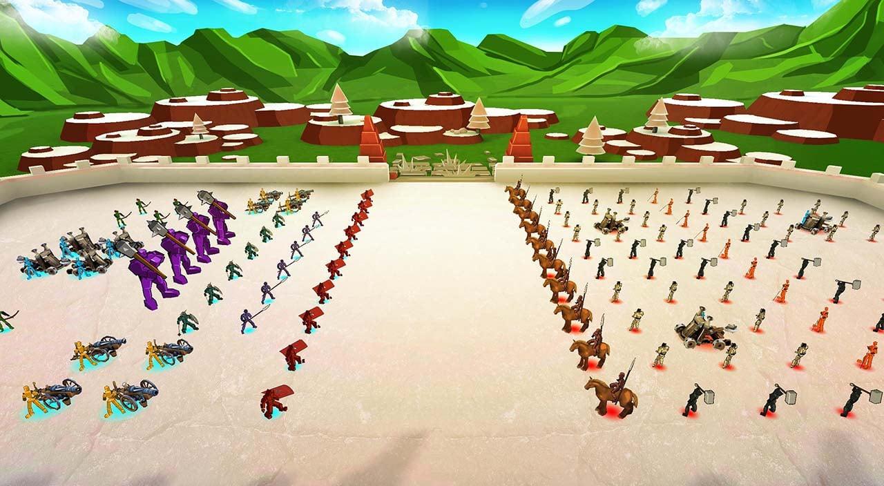 Epic Battle Simulator screen 0