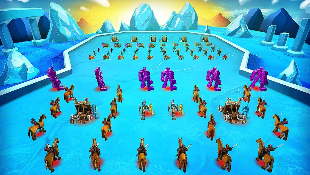Epic Battle Simulator screen 1