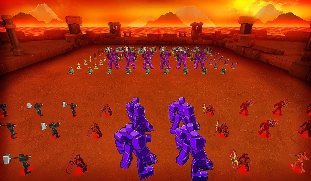 Epic Battle Simulator screen 2