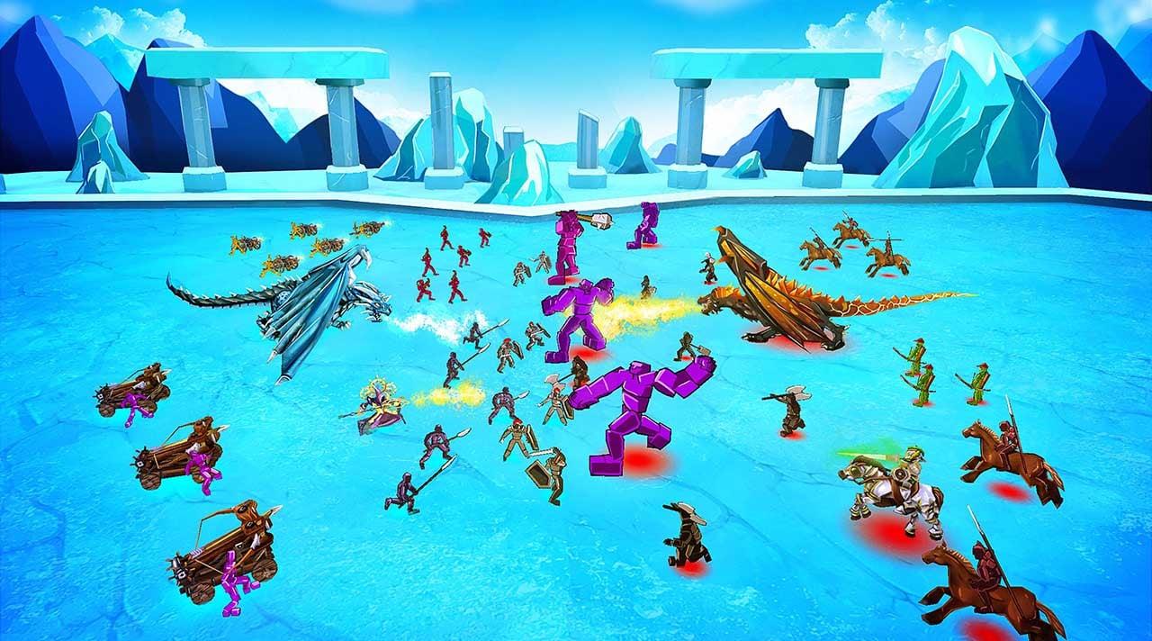 Epic Battle Simulator screen 3