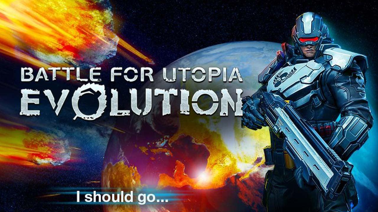 Evolution Battle for Utopia poster