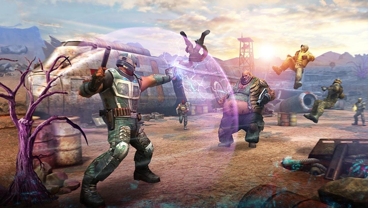 Evolution Battle for Utopia screen 0