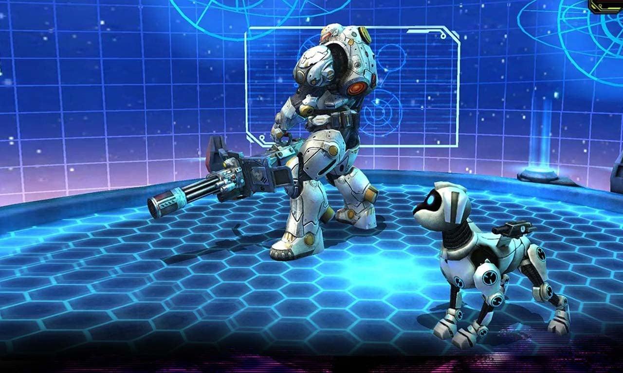 Evolution Battle for Utopia screen 3