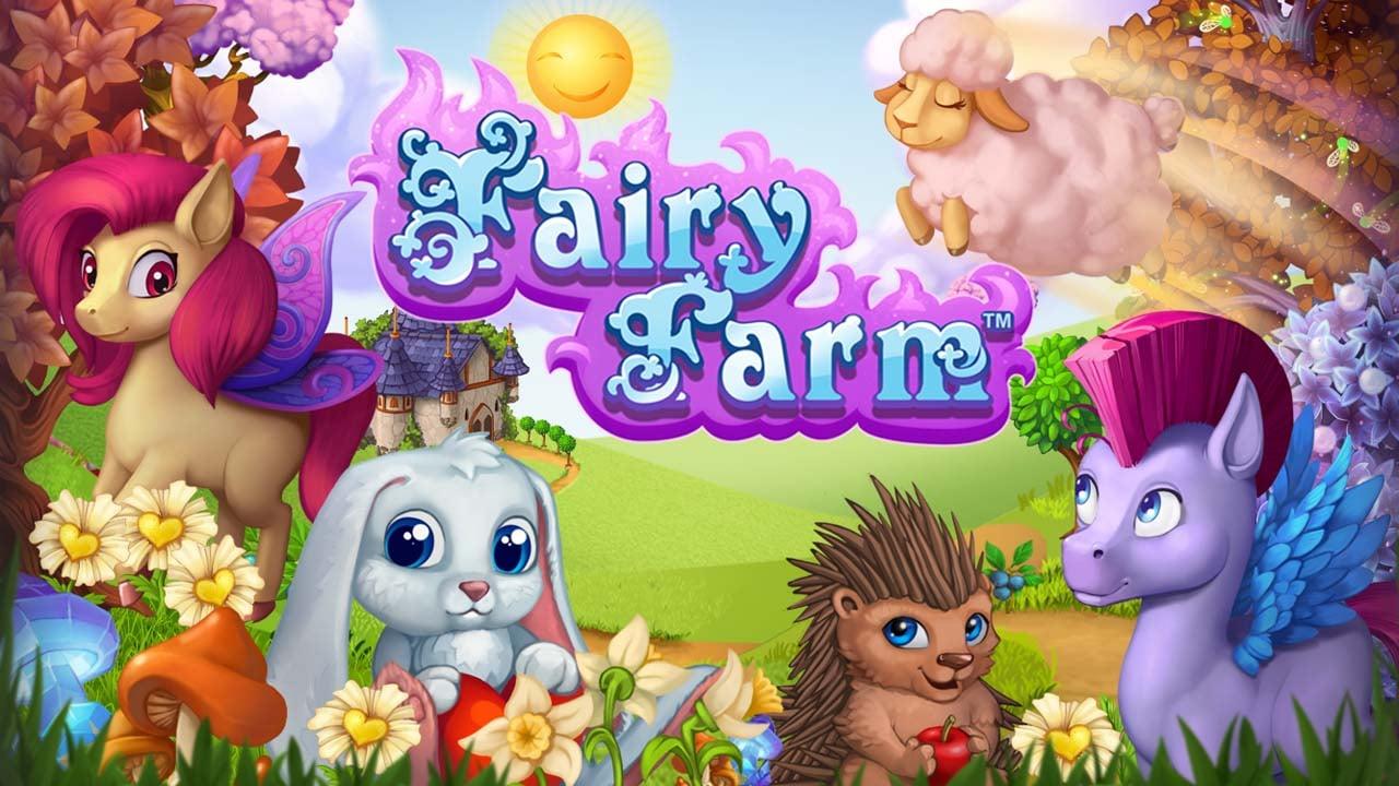 Fairy Farm poster