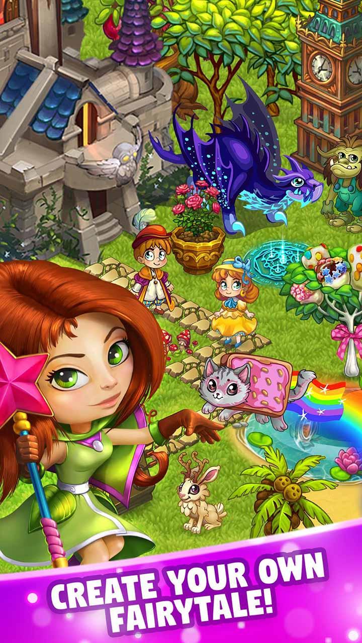 Fairy Farm screen 0
