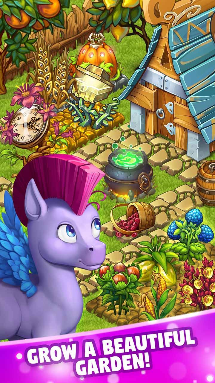 Fairy Farm screen 1
