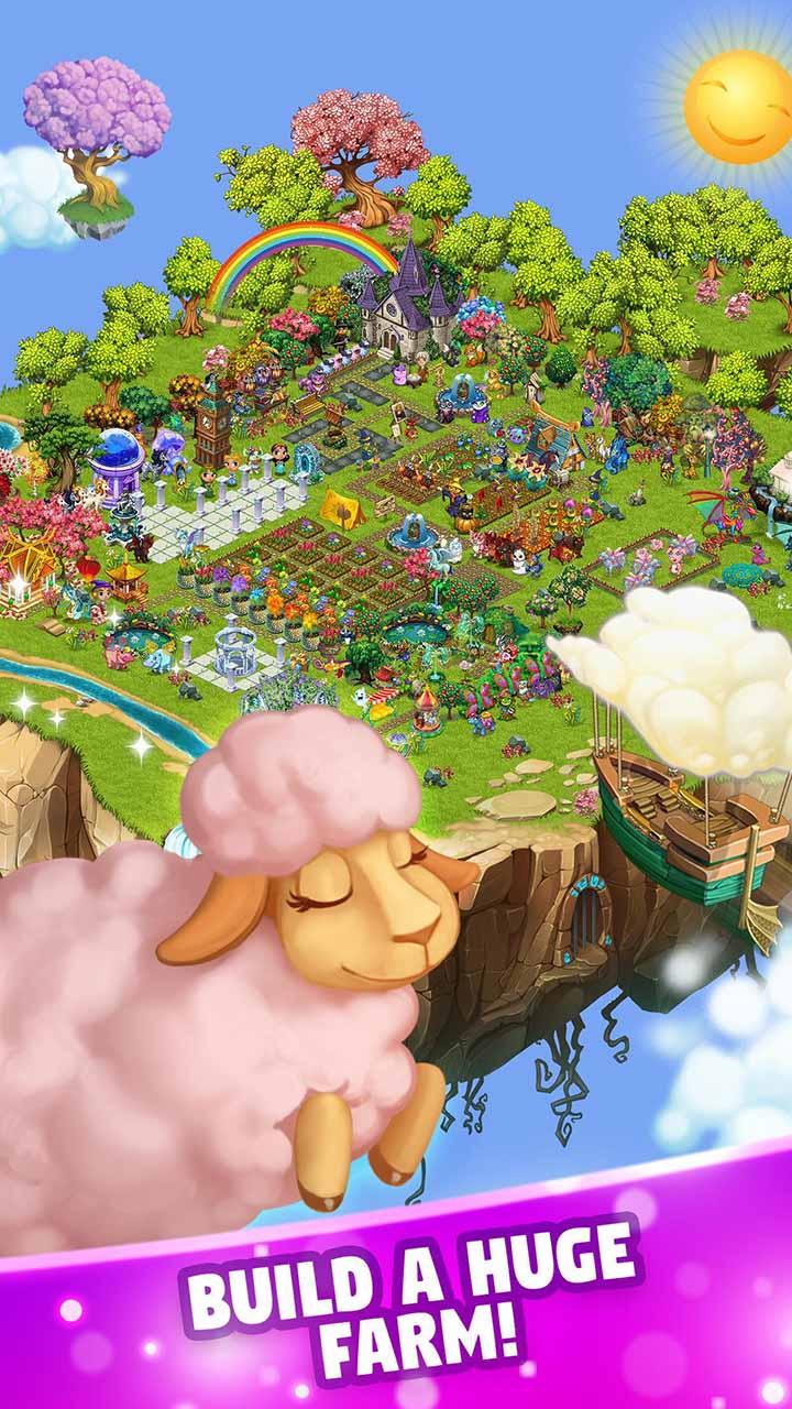 Fairy Farm screen 2