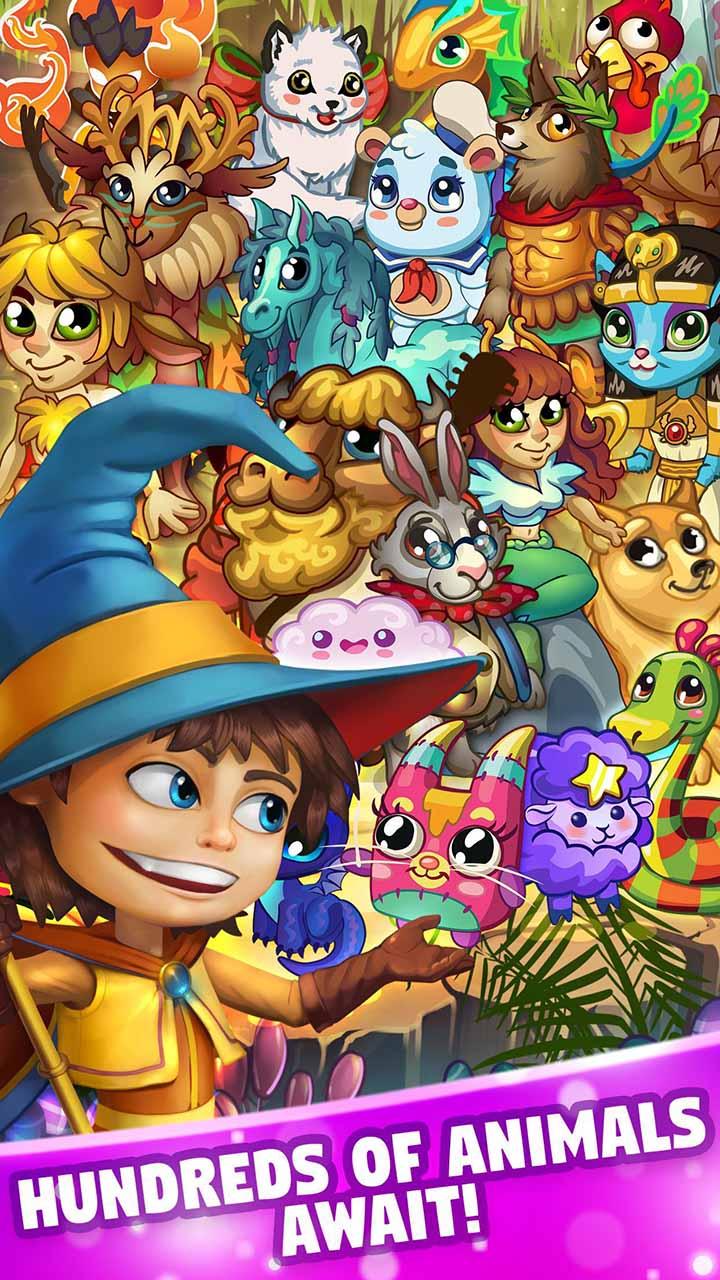 Fairy Farm screen 3