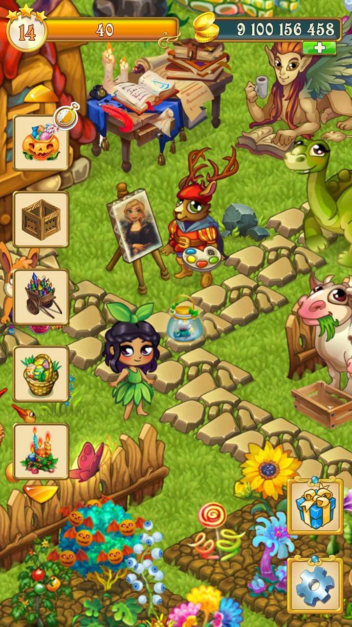 Fairy Farm screen 4