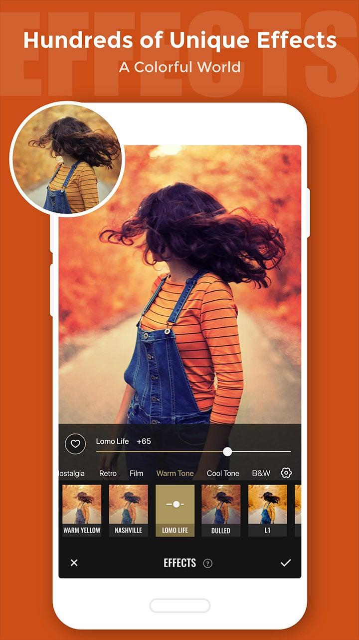 Fotor Photo Editor screen 0