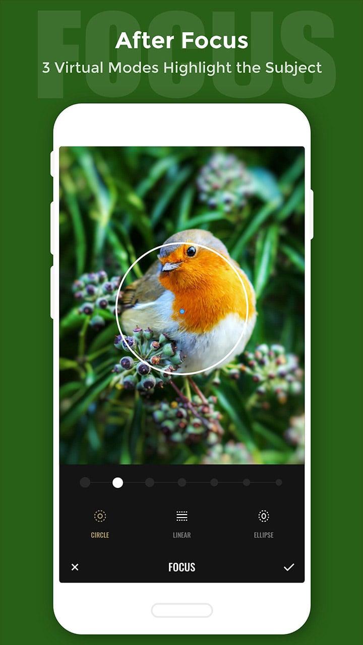 Fotor Photo Editor screen 3