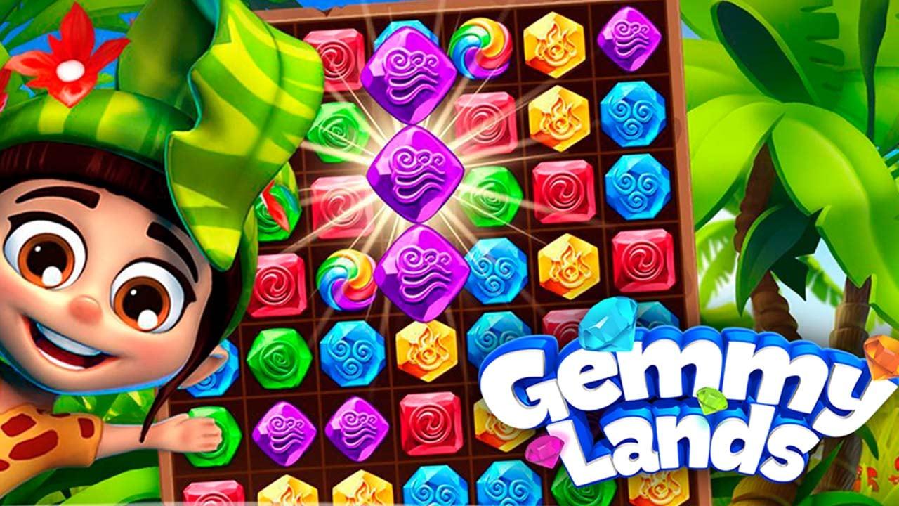 Gemmy Lands poster