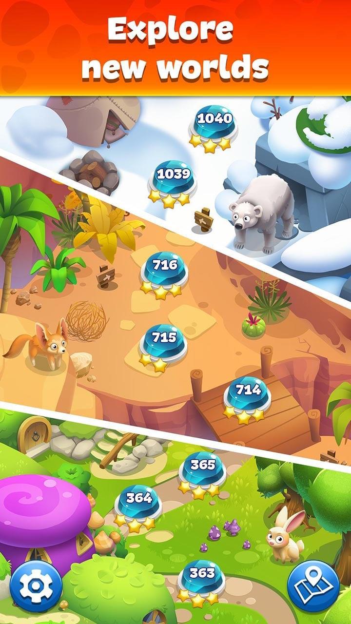 Gemmy Lands screen 4