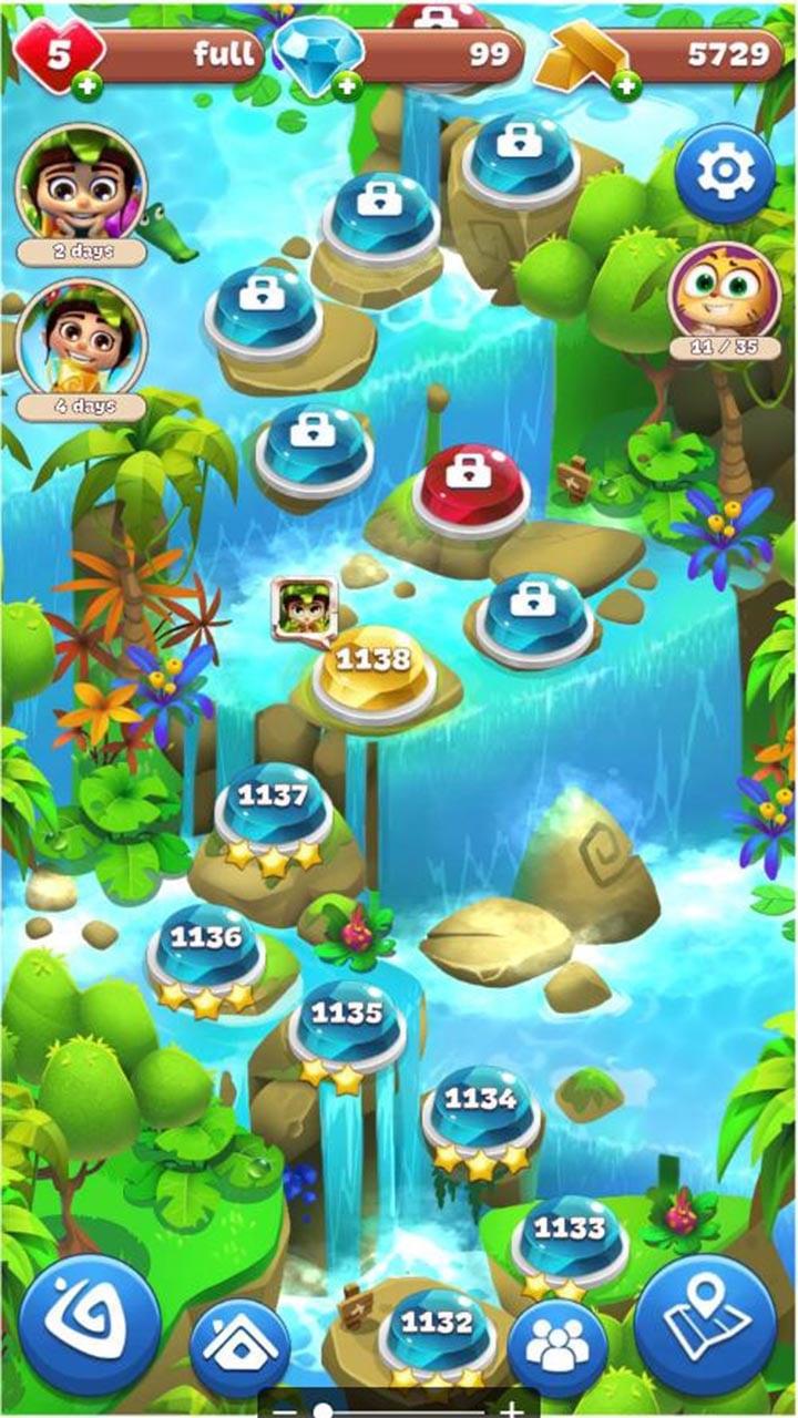 Gemmy Lands screen 7