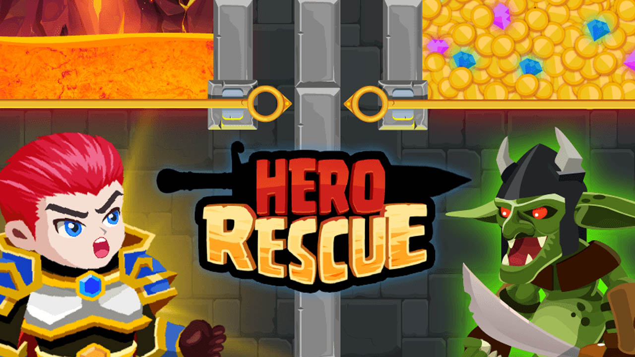 Hero Rescue poster