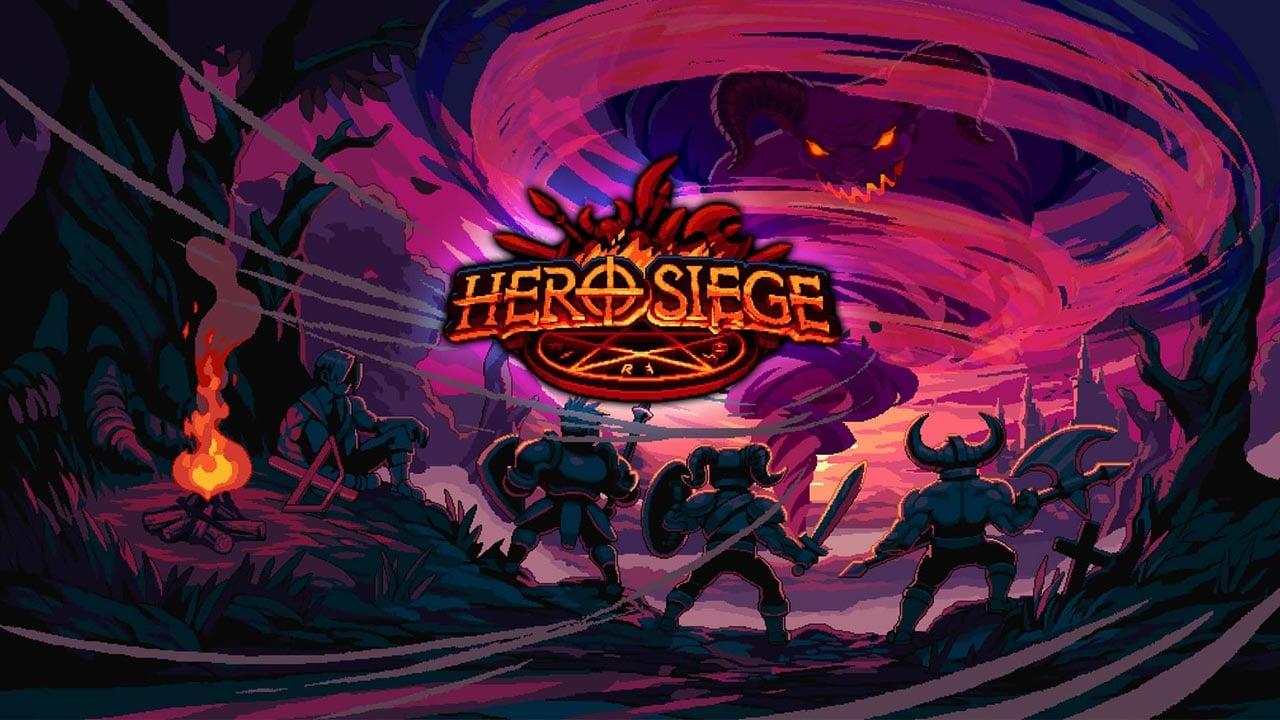 Hero Siege Pocket Edition poster