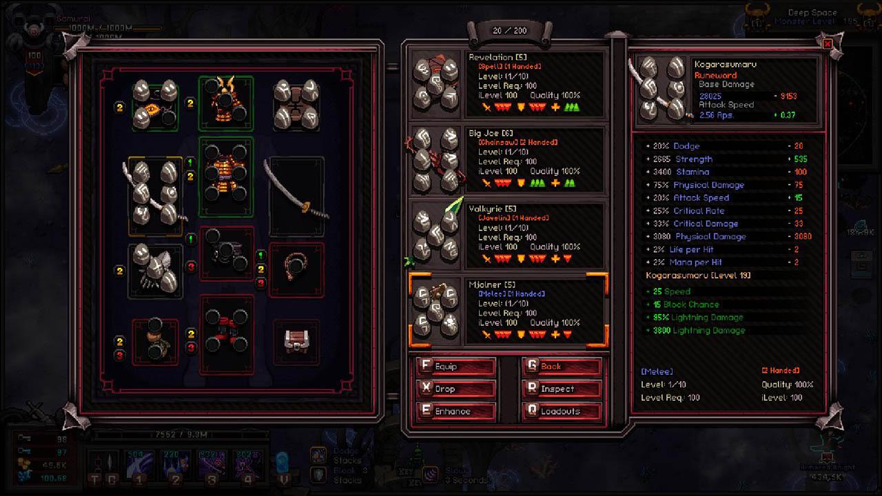 Hero Siege Pocket Edition screen 1