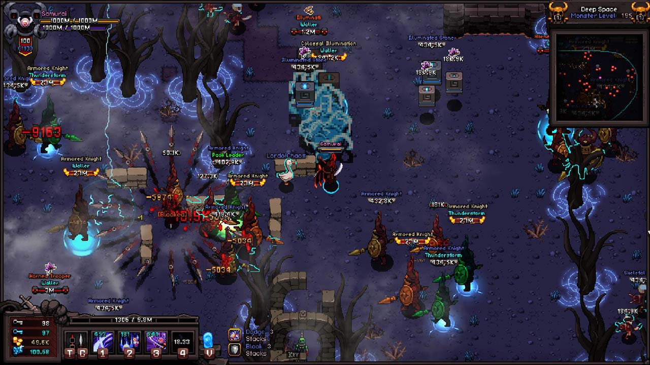 Hero Siege Pocket Edition screen 2