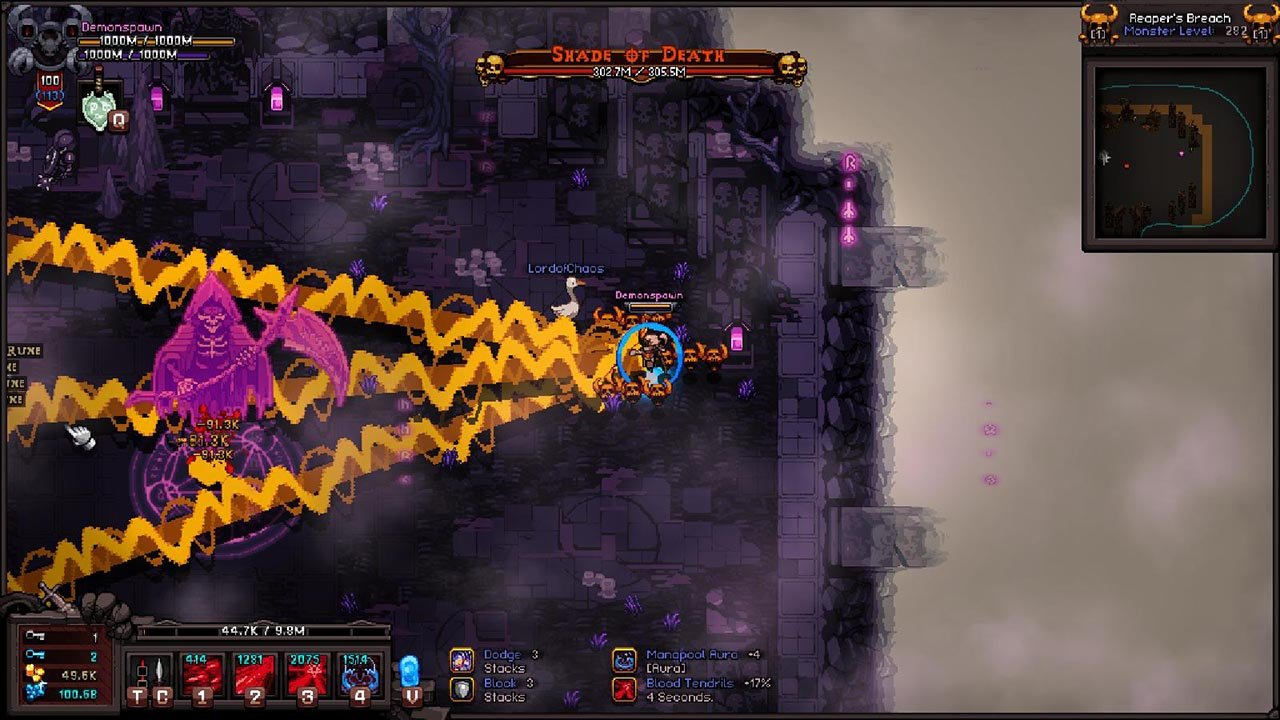Hero Siege Pocket Edition screen 3