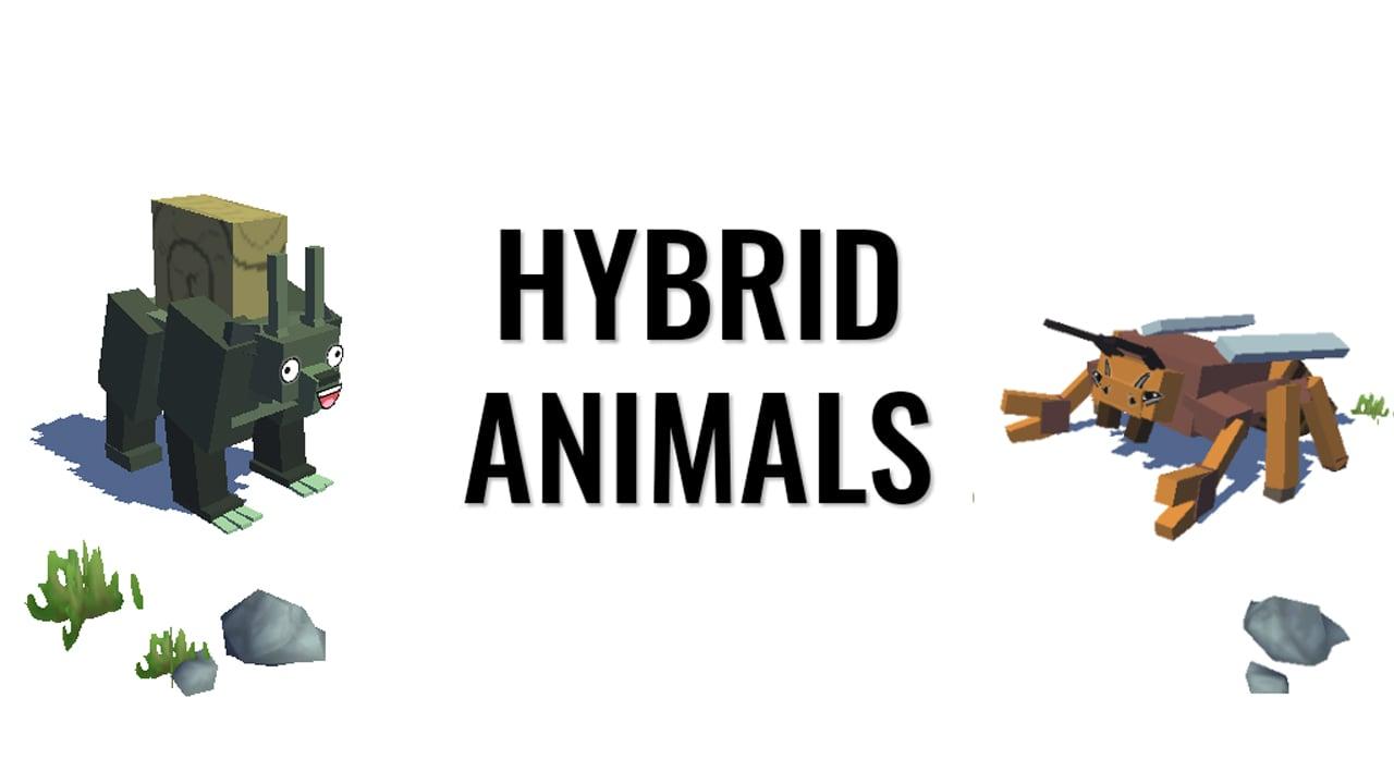 Hybrid Animals poster